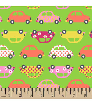Snuggle Flannel Fabric-Buggy