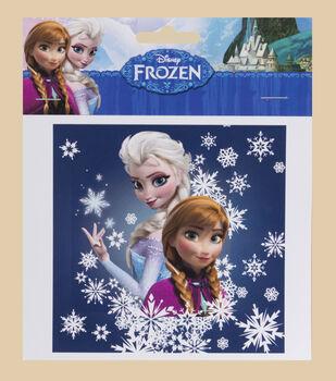 Disney Frozen Iron-On Transfer -Sisters