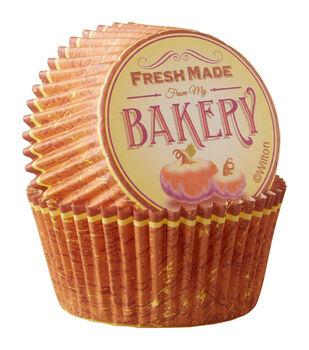 Wilton® Standard Baking Cups-Harvest 75/Pkg