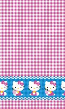 Sanrio Hello Kitty Gingham Mock Smock, , hi-res