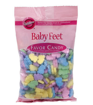 Wilton® Baby Feet Favor Candy