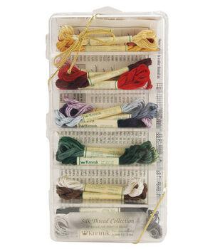 Kreinik Silk Thread Collection