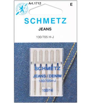 Schmetz Universal Point Machine Needles 5pcs Size 100/16