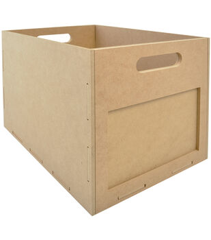 Kaisercraft- Beyond The Page MDF Medium Utility Box