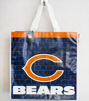 Chicago Bears NFL Reusable Tote Bag by Fabric Traditions, , hi-res