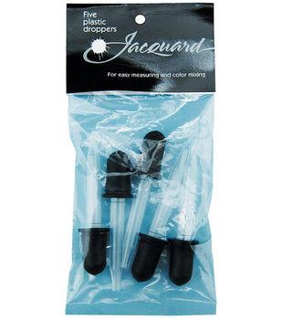 Plastic Droppers 5/Pkg-