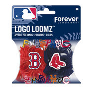 Forever Collectibles Logo Loomz Filler Pack Boston Red Sox, , hi-res