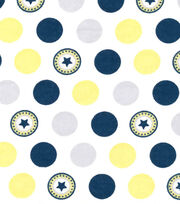 Magic Moon™-Leo & Phin Dots Flannel, , hi-res