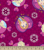 Disney Frozen Girls Soft n Comfy Fabric, , hi-res