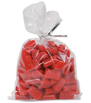 """3-3/4""""x6"""" reat Bags-100PK/Clear"""