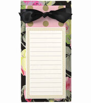 Anna Griffin Grace Black List Pad, , hi-res