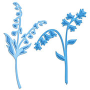 Spellbinders Shapeabilities Die D-Lites-Bluebells&Lily Of The Valley, , hi-res