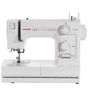 Janome HD1000 Heavy Duty Sewing Machine