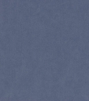 Home Decor Fabric-Crypton Suede-Blue Curaco