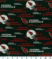 Arizona Cardinals NFL Cotton Fabricby Fabric Traditions, , hi-res