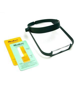 MagEyes Magnifier Headband