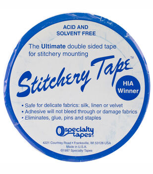 "Stitchery Tape For Framing-1-1/2""X30' Roll"