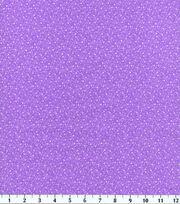 Keepsake Calico™ Cotton Fabric-Etchings Vine Purple, , hi-res