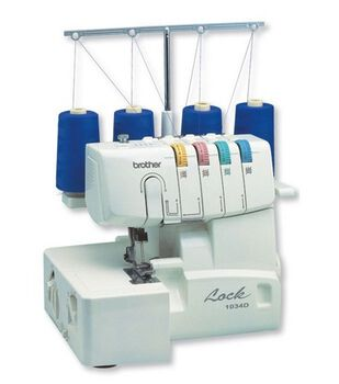 Brother 1034D Thread Serger With Differential Feed