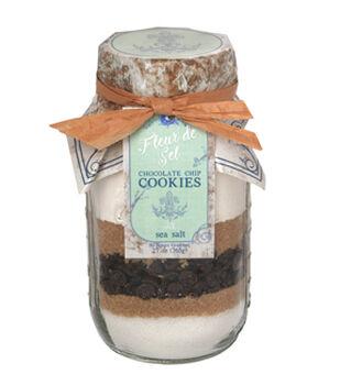Sisters Gourmet Fleur de Sel Chocolate Chip Cookies