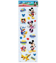 Mickey and Friends Sparkle Stickers, , hi-res