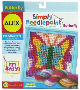 Alex Toys Alex Simply Needlpoint Kits