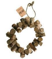 Fab Lab™ Tools for Maker™ Wood Wreath, , hi-res