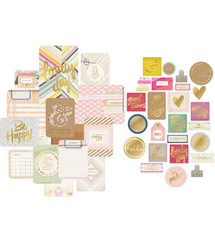 Project Life Mini Kit-Notes & Things