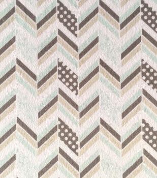 Magic Moon™ Little Fox Soft N Comfy Fabric-Arrows