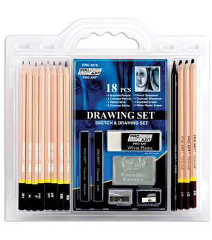 Proart Drawing Set-18PK