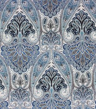 Richloom Studio Upholstery Fabric-Cheval Indigo