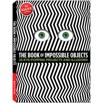 Klutz The Book Of Impossible Objects