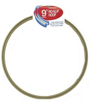 """9"""" Plastic NoSlip Hoop"""