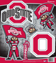 Ohio State University NCAA Teammate Logo Assortment, , hi-res