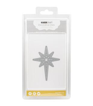 Kaisercraft Decorative Die-Fancy Star