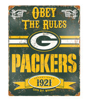 Green Bay Packers NFL Vintage Signs, , hi-res