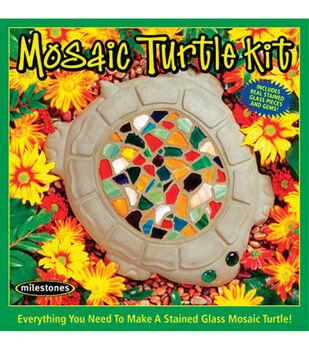 Turtle Mosaic Stone Kit