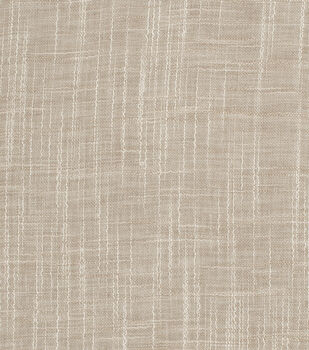 Eaton Square Solid Fabric-Radiant/Linen