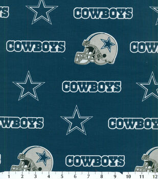 Dallas Cowboys NFL Cotton Fabric by Fabric Traditions