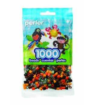 Pumpkin Patch Bead Mix