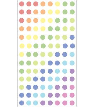 EK Success Sparkler Classic Stickers-Dots