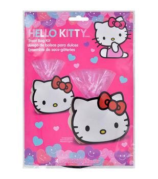 Wilton® Treat Bag Kit Makes 4-Hello Kitty