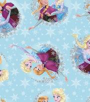 Frozen Sisters Ice Skating Satin, , hi-res