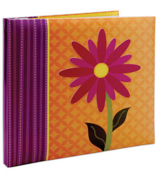 """3D Scrapbook 12""""x12-Flower"""