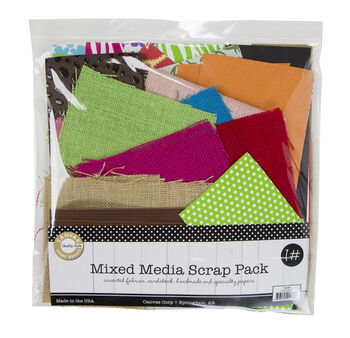 Large Mixed Media Pack