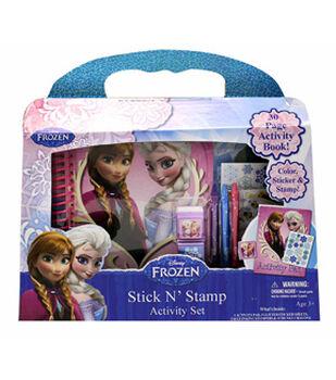 Disney Frozen Stick N Stamp