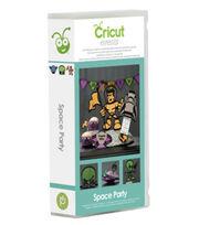 Cricut® Events Shape Cartridge-Space Party, , hi-res