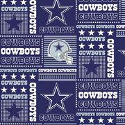 Dallas Cowboys NFL  Cotton Fabric, , hi-res