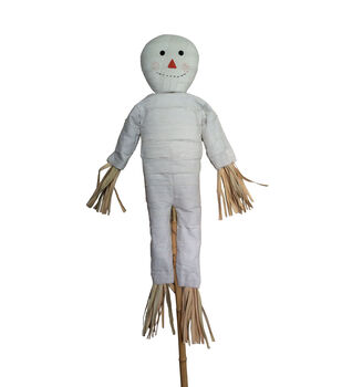 Maker's Halloween 60'' Mummy Scarecrow