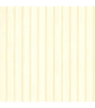 Silva Cream Wood Panelling Wallpaper Sample
